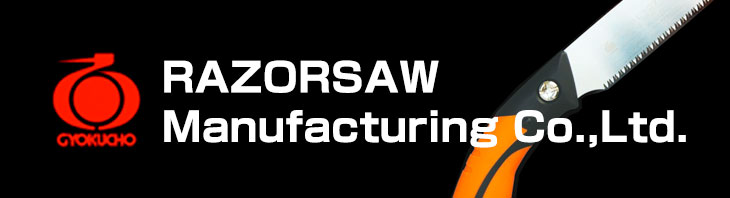 RAZORSAW Manufacturing Co.,Ltd.